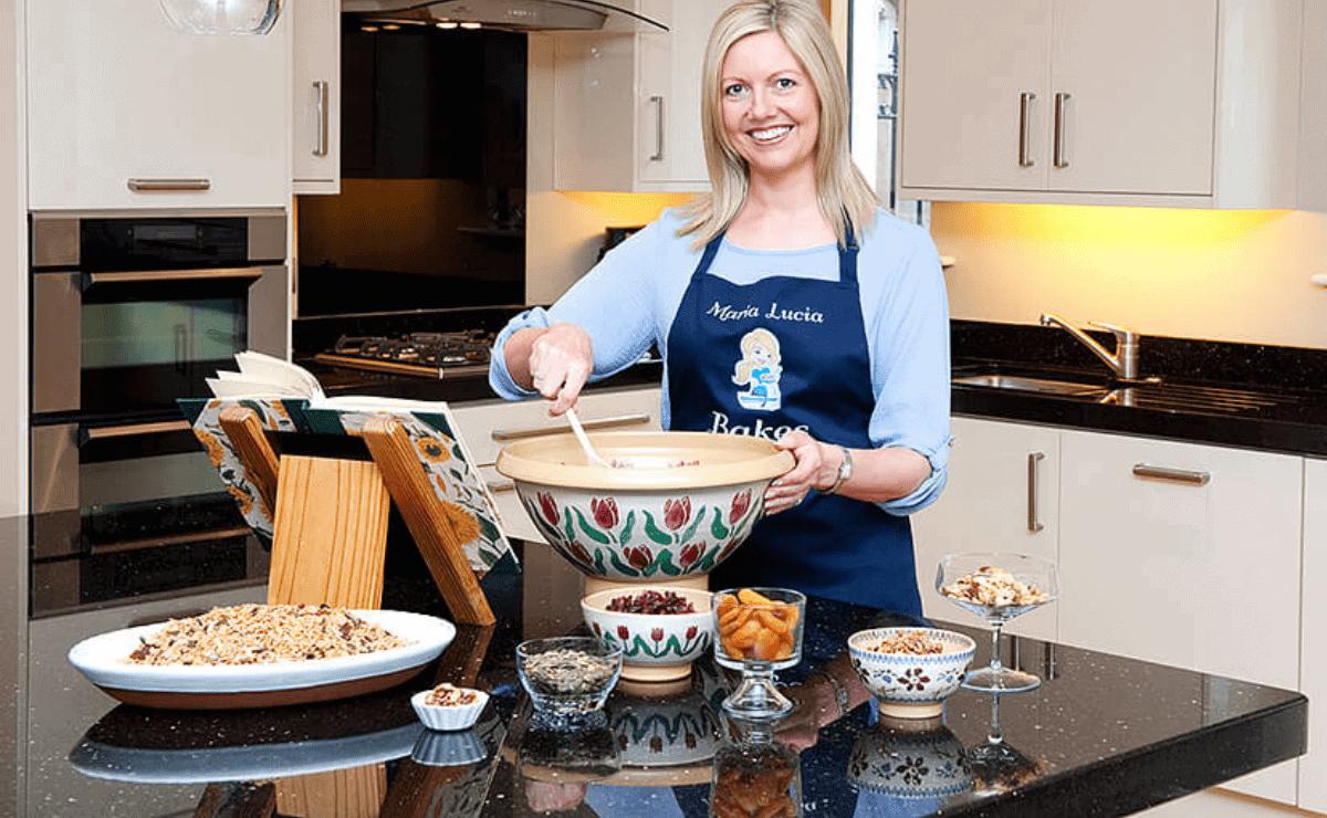 Maria Betts – Food Producer – Coach